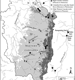 distribution of large hydroelectric flood control and hydro flood dams in the willamette [ 850 x 1149 Pixel ]