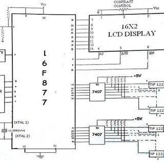 Circuit Diagram Figure.1. shows the block diagram of