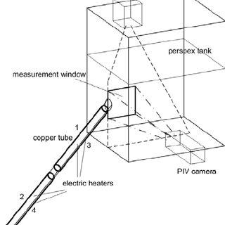Laboratory model of a single evacuated tube and the