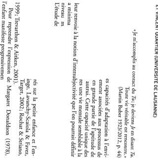 (PDF) Construction identitaire et relations familiales à l