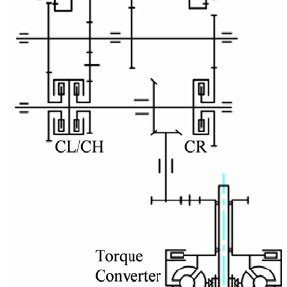 Structural diagram of a variable-force solenoid valve