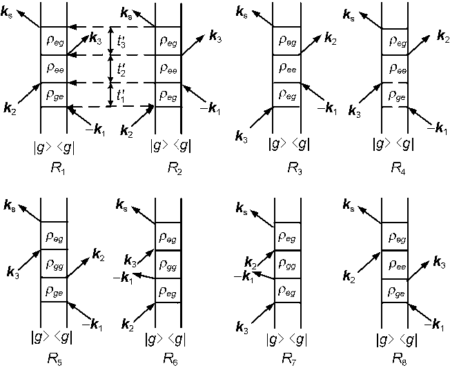 Two-level system (excited state , e ground state g