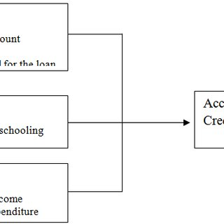 (PDF) A Survey of Determinant of Access to Informal Credit