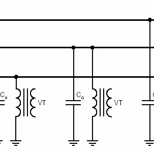 Ferroresonance Of Vts Connected Between Phases And Ground In