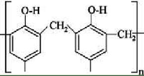 Chemical structure of Bakelite. 2.2. Positron Annihilation