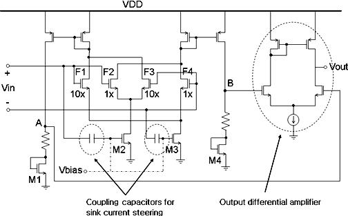 rf detector improved circuit diagram