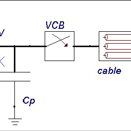 (PDF) Capacitor bank switching with vacuum circuit breakers