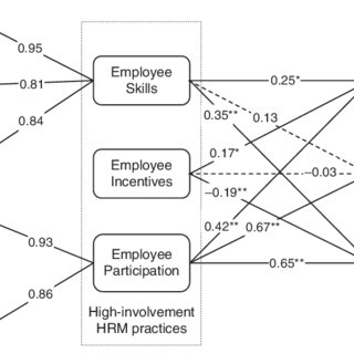 (PDF) The effect of high-involvement human resource