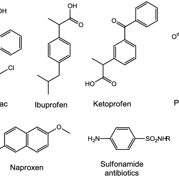 Examples of GC Analysis Sequences of Selected Compounds