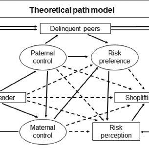 (PDF) Explaining the Gender Gap in Juvenile Shoplifting: A