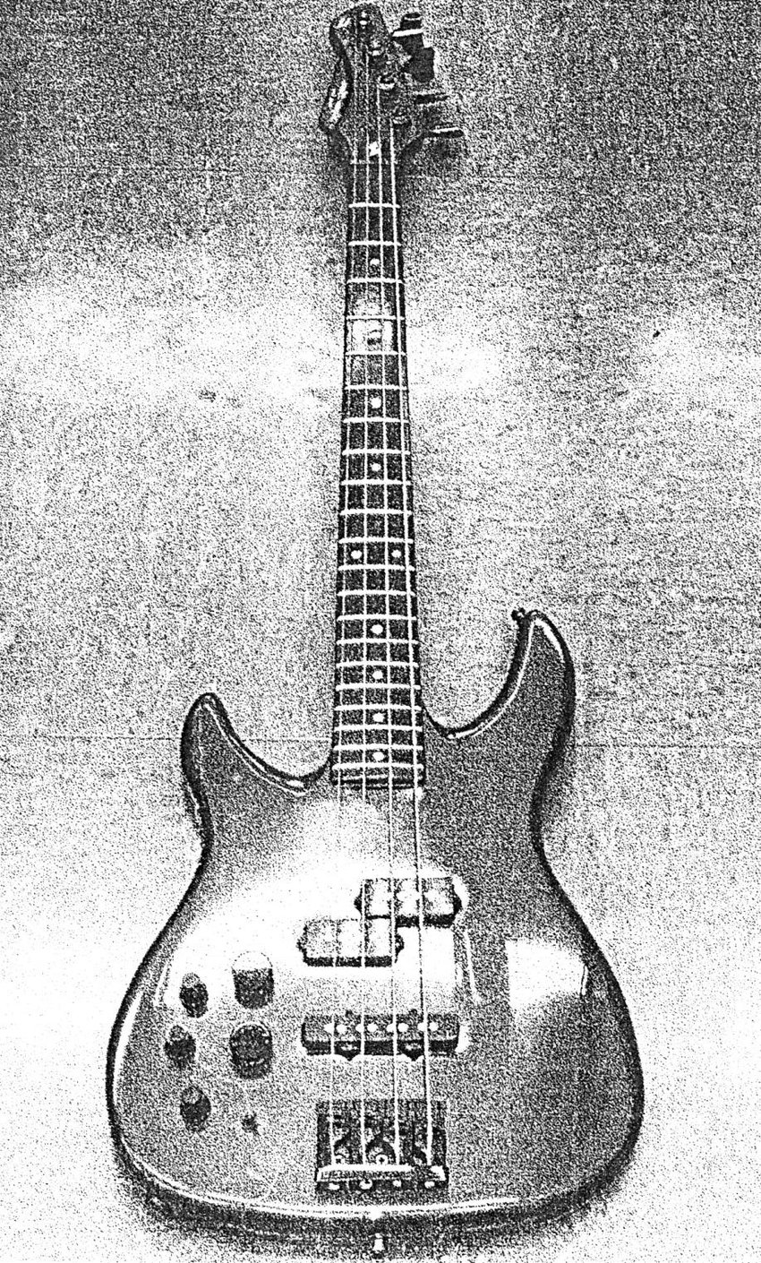 hight resolution of dyna bass instrument no 3