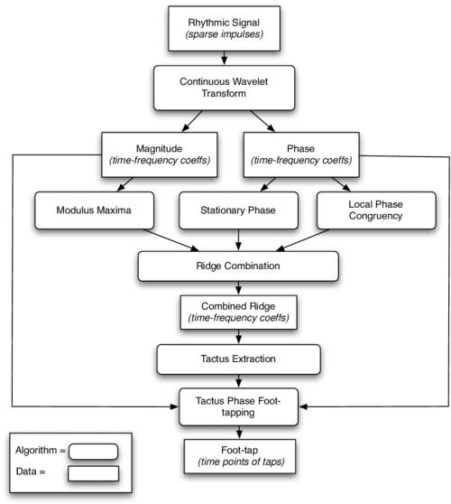 small resolution of schematic diagram of the multiresolution rhythm interpretation system