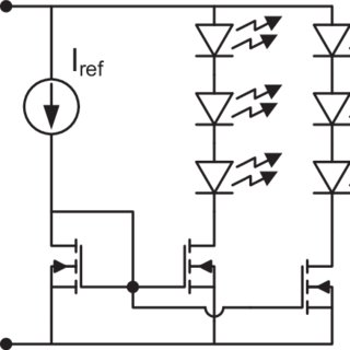 Linear current equalizer using monolithic regulator IC