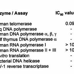 (PDF) Preclinical evaluation of a novel telomerase