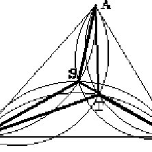 (PDF) Twin circles in a triangle and its application to an