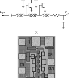 a simplified schematic of the vga b chip photograph of the [ 697 x 1152 Pixel ]
