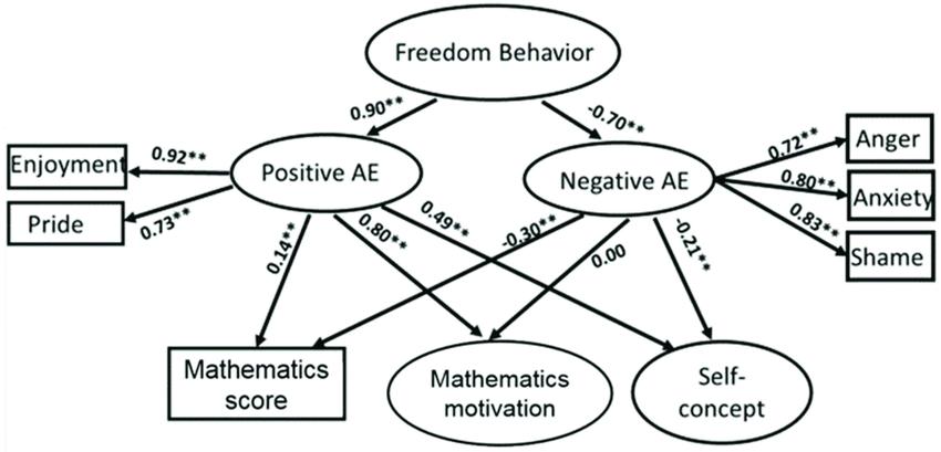 Impact of leadership interpersonal behavior on students