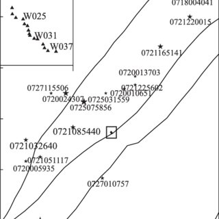 (PDF) Characterization of fault zones by analysis of