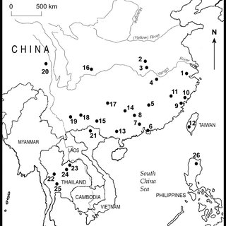 (PDF) The emergence of agriculture in southern China