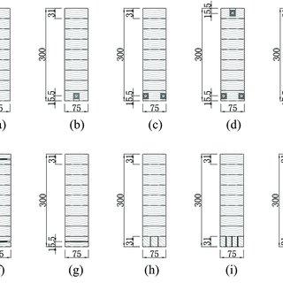 (PDF) Flexural behavior of FRP and steel reinforced glulam