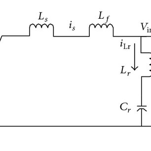 Zigzag autotransformer connected to three-phase nonlinear