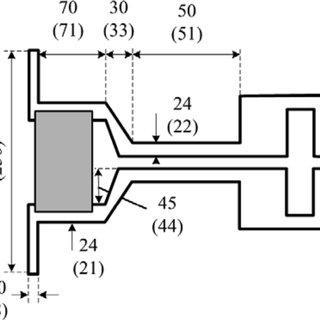 Schematic of the VNA-based heterodyne measurement
