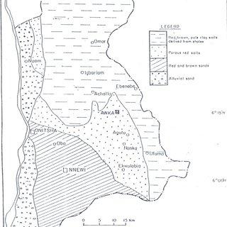 (PDF) Gully Erosion in Anambra State, South East Nigeria
