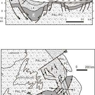 8 Styles of simple shear (faulting) developed in the