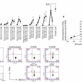 (PDF) CpG ODN Nanorings Induce IFN alpha from Plasmacytoid