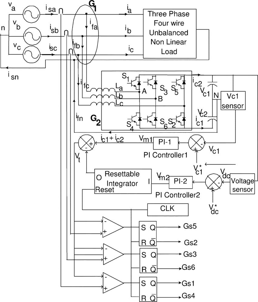 Split Capacitor Wiring Diagram