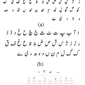 Example image of a general handwritten text paragraph from