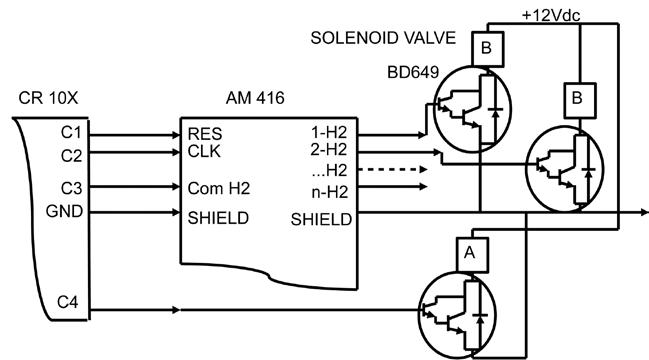 Campbell Cr Basic Wiring Diagram : 32 Wiring Diagram