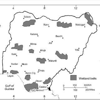 (PDF) Wetland Resources of Nigeria: Case Study of the