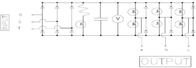 wiring diagram of a typical vfd ref roba a y technical