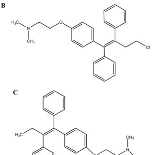 Structures of the antimetabolites with antibacterial