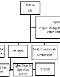 Example high level organizational structure for niacsa also download rh researchgate