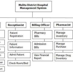 Patient Management System Diagram Story Arc Functional Decomposition Download Scientific Flow Chart