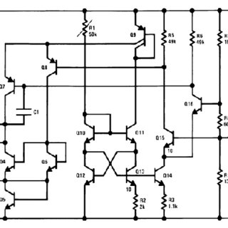 Block diagram of a digital differential thermostat