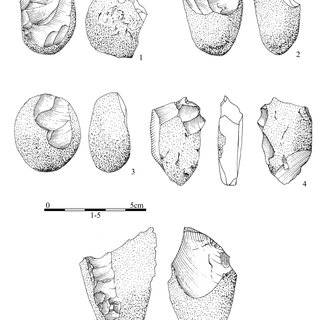 (PDF) Lithic industry of the Late Mesolithic and Early