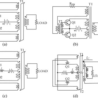 (PDF) A Novel Self-Oscillating, Boost-Derived DC–DC