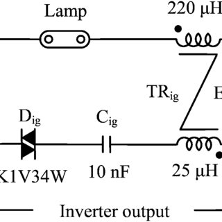 (PDF) A Novel Constant Power Control Circuit for HID