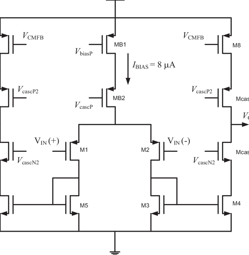 6: First-stage operational-transconductance-amplifier