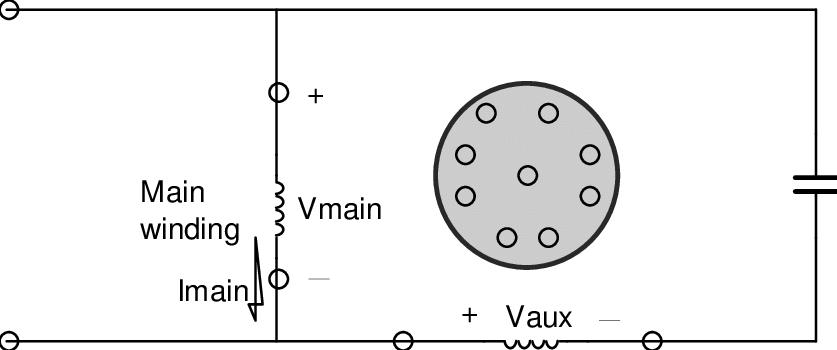 Permanent Split Capacitor Motor Starting Torque