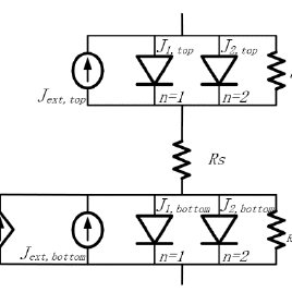 Change of the coupling efficiency with applied voltage for