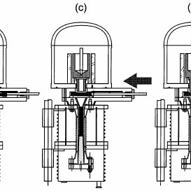 11: TEM diffraction pattern of the Al-Cu-Fe coating