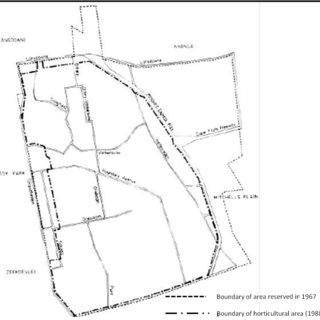 (PDF) Philippi Horticultural Area A City asset or