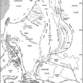 Geological interpretation of seismic line BS-80. Main