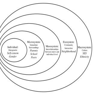 (PDF) Ecological Influences on Self-Esteem and Violent