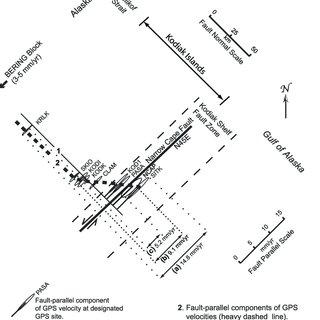(PDF) Active Faults on Northeastern Kodiak Island, Alaska