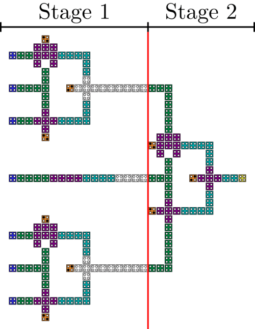 small resolution of 4 to 1 multiplexer circuit s layout